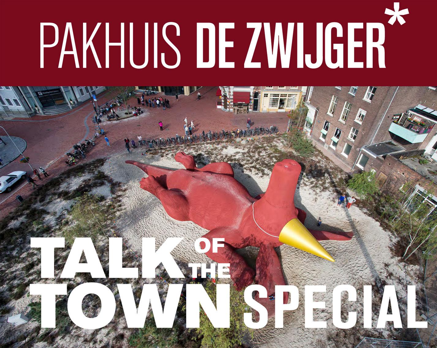 Meaningful marketing pakhuis de Zwijger