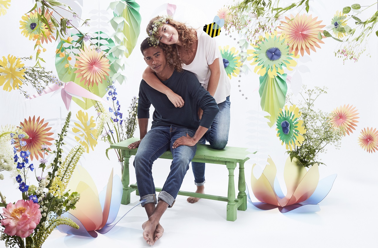 Campagne afbeelding Let's Bee Kind